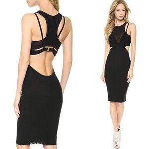 Bec & Bridge Kathy Mesh Bodycon Dress